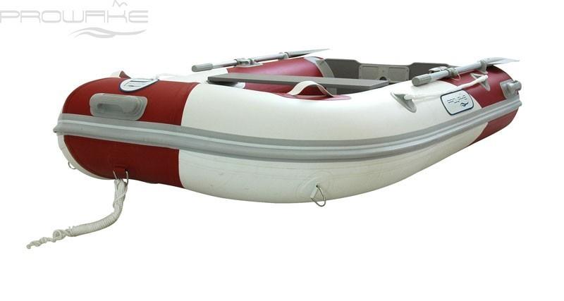 Prowake pw265 annexe bateau pneumatique gonflable rouge blanc - Bateau pneumatique gonflable ...