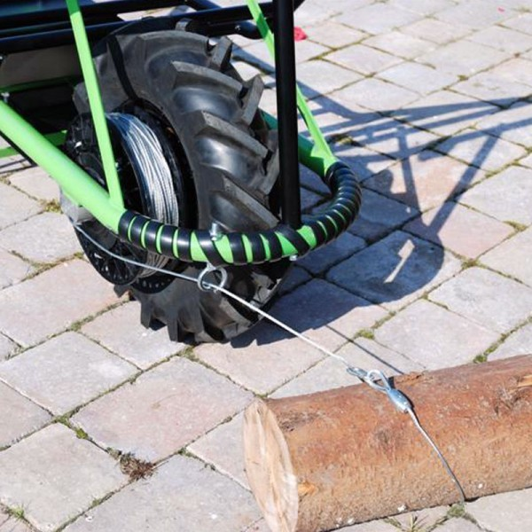 Brouette electrique for Brouette 4 roues pour jardin