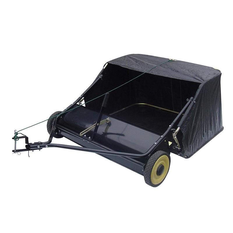 promo balai ramasseur tra n pour mini tracteur et. Black Bedroom Furniture Sets. Home Design Ideas